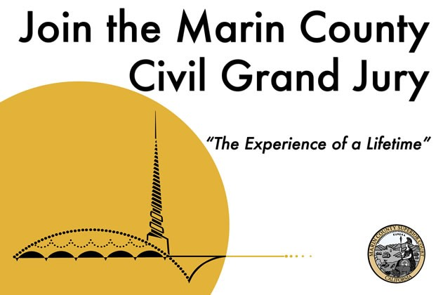 Join the Marin County Civil Grand Jury