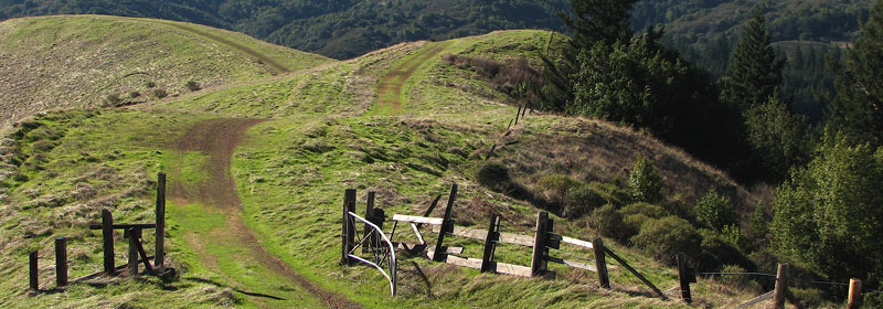 Road Trail Conditions Marin County Parks Open Space County Of