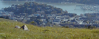 Tiburon Ridge Feature