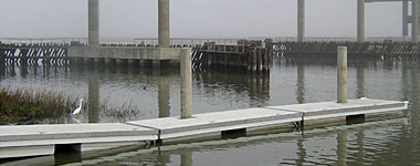 Black Point Boat Launch Feature