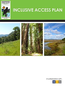 Inclusive Access Plan Report Cover
