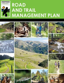 Road and Trail Management Plan Report Cover