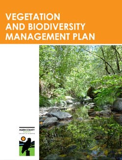 Vegetation and Biodiversity Management Plan Report Cover