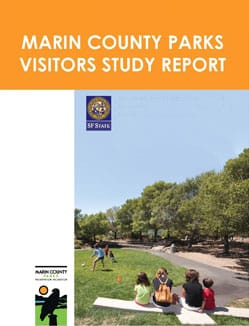Visitor Study Report Cover